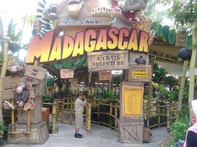 Madagascar, uss