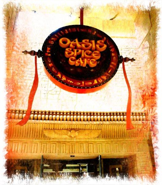 Oasis spice cafe, USS