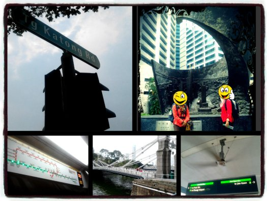 jalan2 singapore view