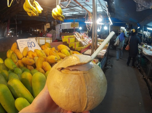 air kelapa...comelllnyerrr...