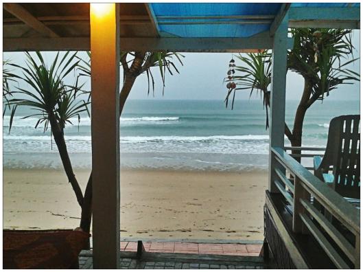 at Pak Gasri Guesthouse, Klong Nin beach, Koh Lanta...