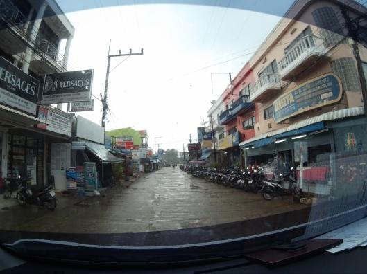 Koh Lanta town