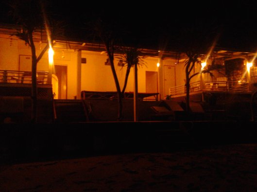 night at Pak gasri Guesthouse,Klong Nin beach