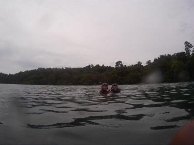 Koh Lanta island hopping