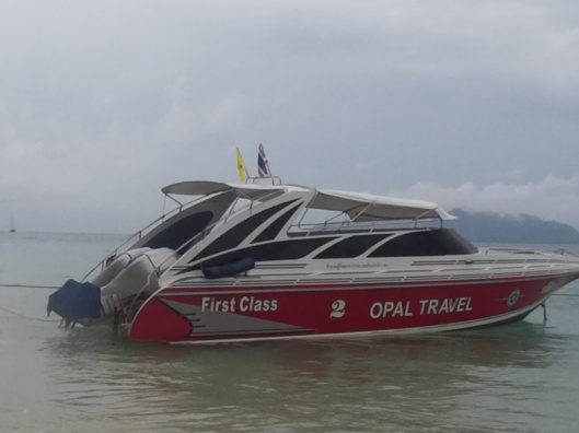 Opal travel [island hopping Koh Lanta]