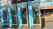 ~public phone at Cha-Am...