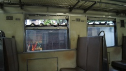 ~open air local train..