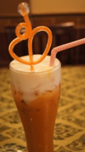 ~thai iced tea @ cha yen...