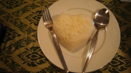 ~(nasi wt luv) our dinner at Usman restaurant, sukhumvit, bangkok..