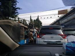 jammed in Jakarta