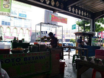 Rumah makan Soto Betawi Bang Kamal