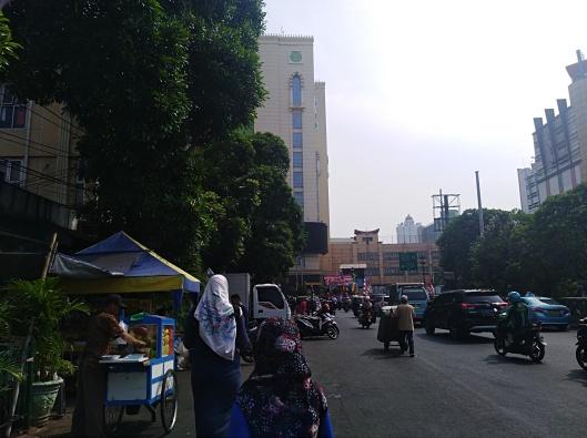 near Kompleks Tanah Abang, Jakarta