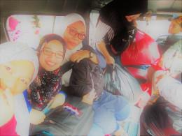 naik Angkot dari Tanah Abang ke Thamrin City