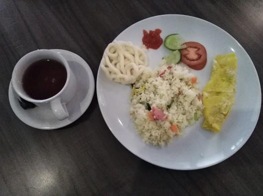 breakfast at Elenor's Home at Eyckman