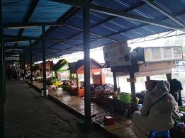 Floating market Lembang, Bandung
