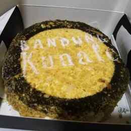 Bandung Kunafe