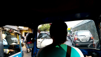 tuktuk in Jakarta