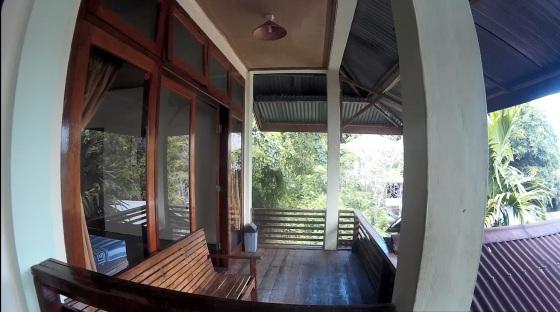fina bungalow, Iboih