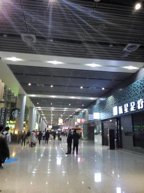 airport Xian