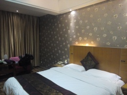Days inn hotel, Xian, China