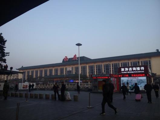 xian railway station