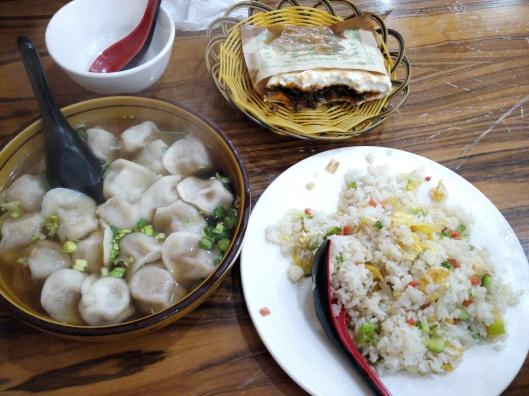 halal food in xian
