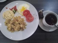 breakfast at Elenors Home at Eyckman
