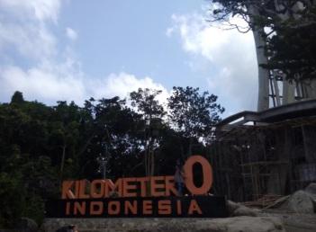 KM 0 Indonesia