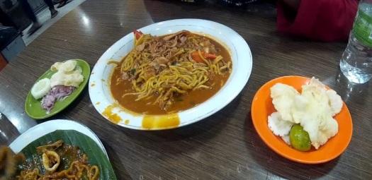 mie razali, Banda Aceh