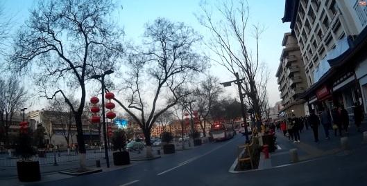 at xian, china