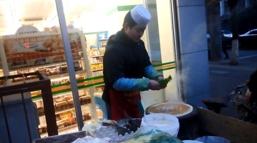street food in xian