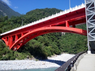 Shakadang bridge