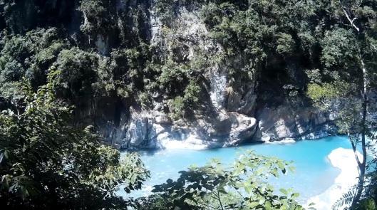 shakadang river, Taroko gorge, hualien,Taiwan