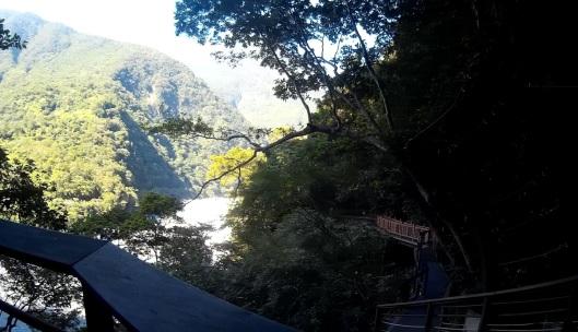 Xiaozhuilu trail, Taroko Gorge, Hualien, Taiwan