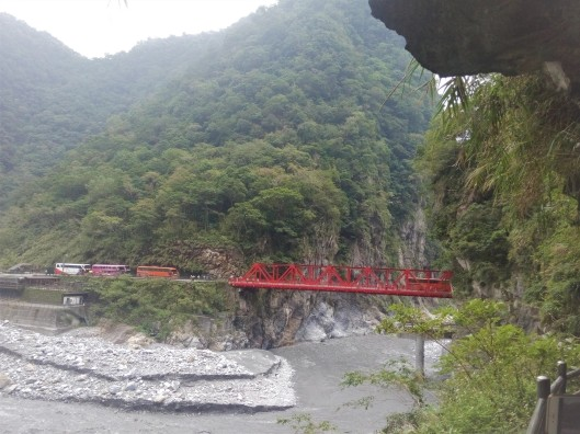 at Eternal Shrine (Changchun Shrine), Taroko, Taiwan