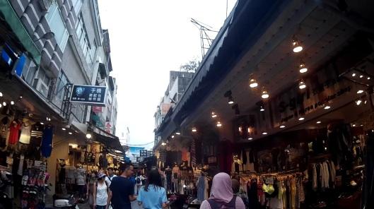 street market hualien